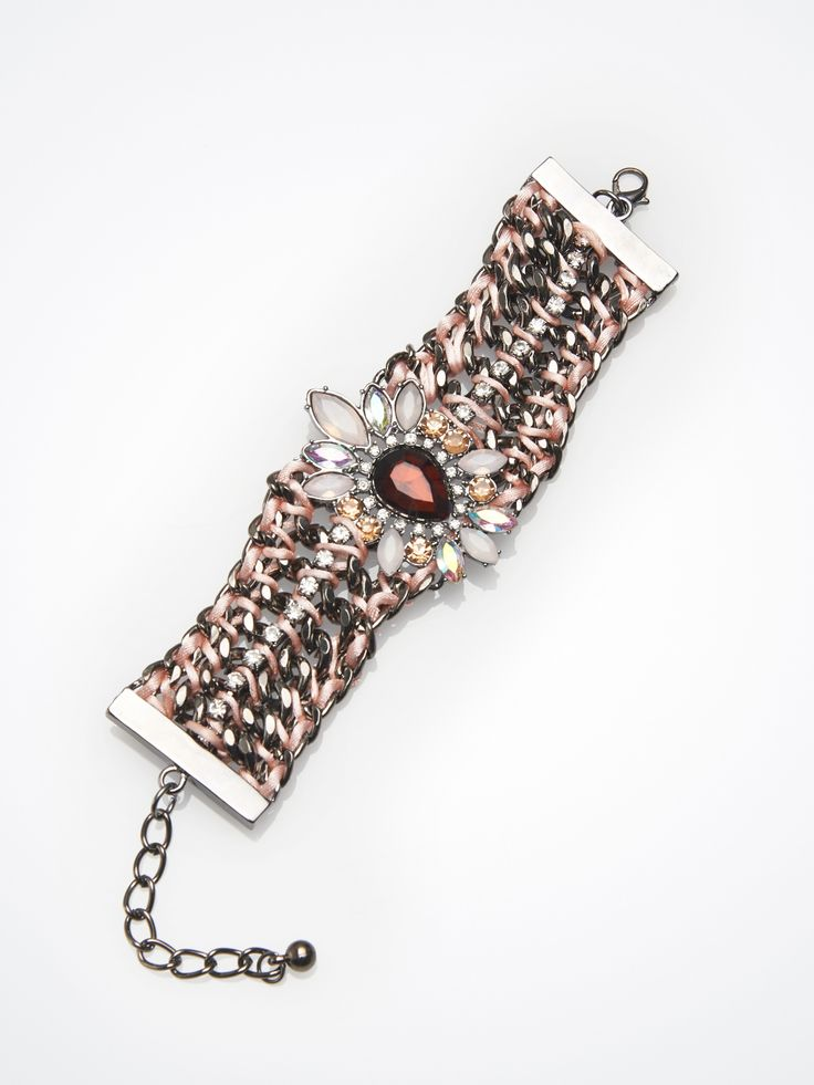 Colorful bracelet KH826-SLV #mohito #jewelry