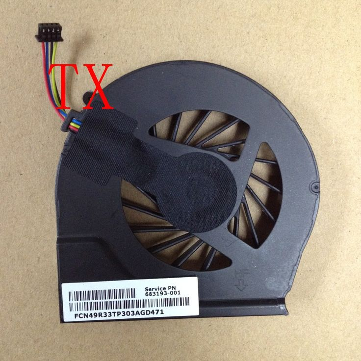 Laptops Computer CPU Cooling Fan Fit For HP Pavilion G6-2000 G6-2100 G6-2200 G4-2000
