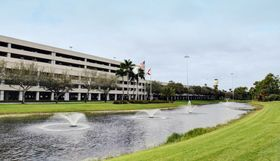 Palm Beach International Airport (PBI) - Palm Beach County Florida--The Airport to Fly into.  It is about 45 minutes from Jupiter Island.