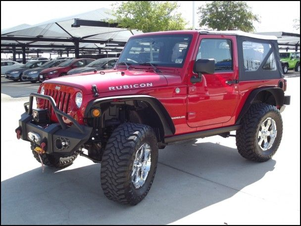 Tires for 2010 Jeep Wrangler