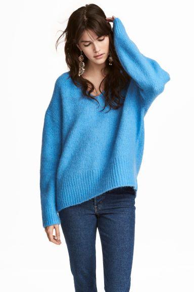 Pull - Bleu clair - FEMME | H&M FR 1