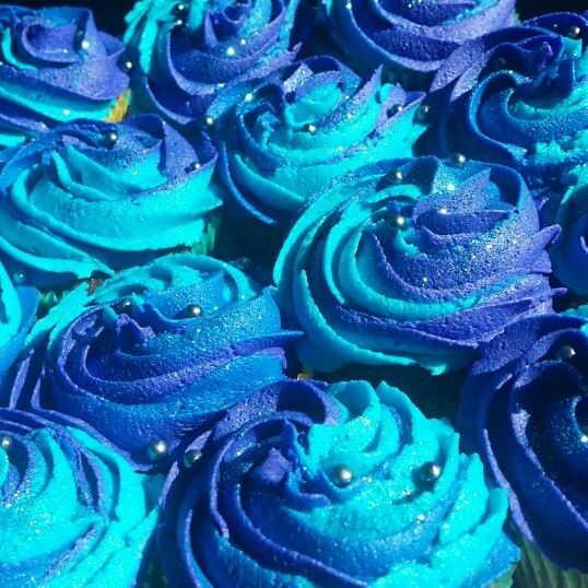 17 Best Ideas About Galaxy Cupcakes On Pinterest Space
