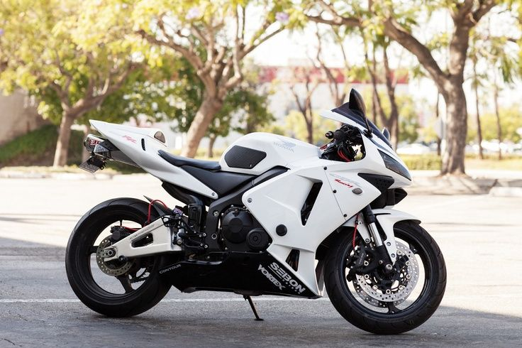 Honda CBR600RR someday