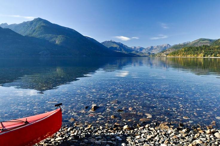 The West Kootenays, British Columbia, Canada
