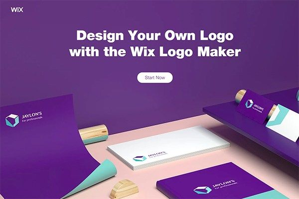 Wix Logo Maker is the Website Builder's Answer to Online Logo Creation