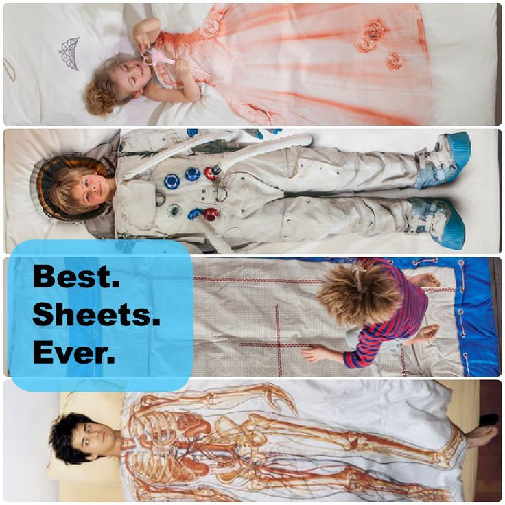 From Trampolines To Astronauts: 14 Awesome and Imaginative Bedding Sets