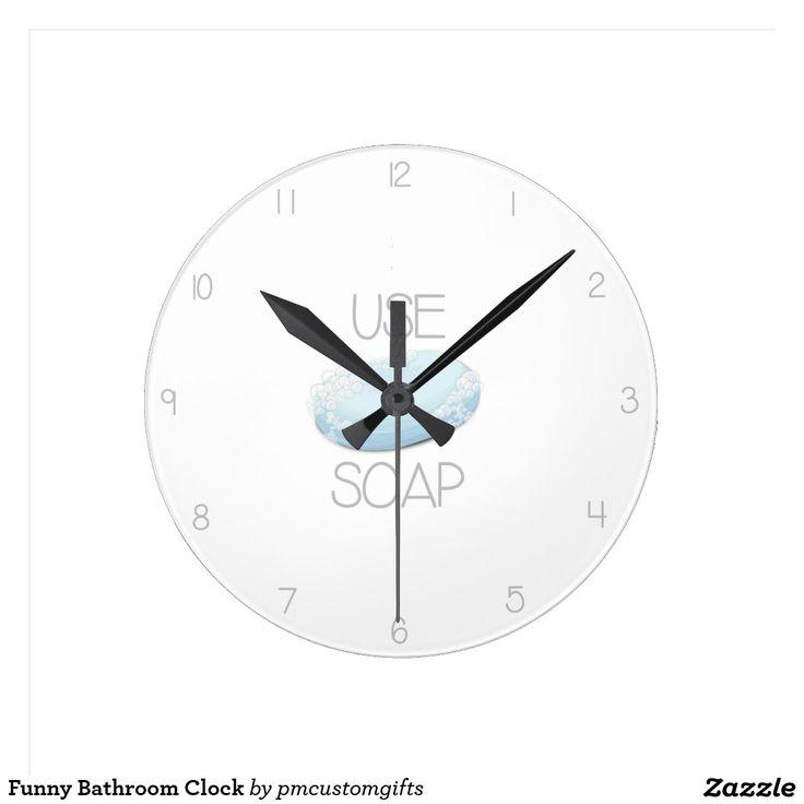Best 25+ Bathroom clocks ideas on Pinterest   Barn door ...