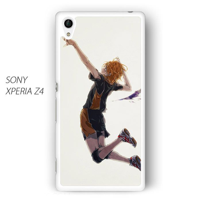 hinata shouyou spike haikyuu AR for Sony Xperia Z1/Z2/Z3 ...
