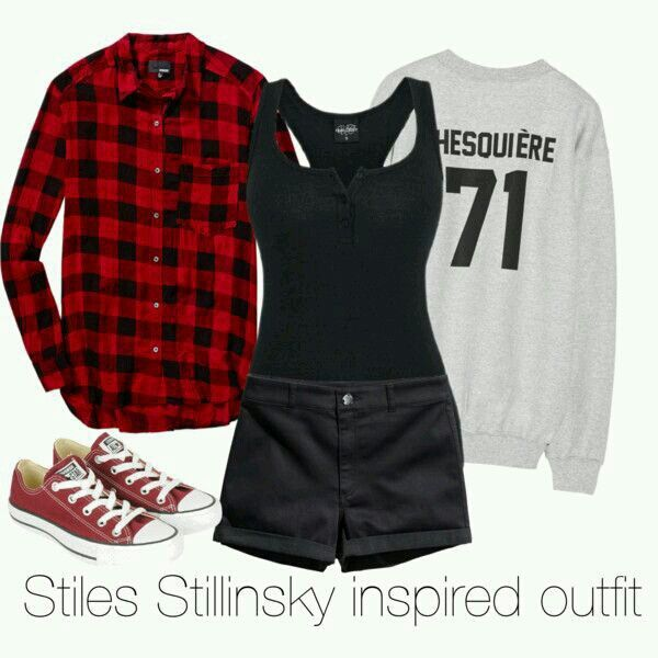 fashion, outfit, style, teen wolf, tw