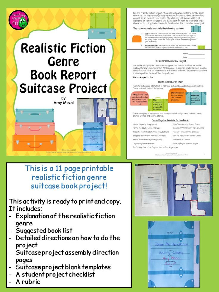 book report elements Planning sheet: elements of a book trailer (20 points) book trailer storyboard ( 20 points) rubric for completed book trailer (40 points) book trailer animoto.