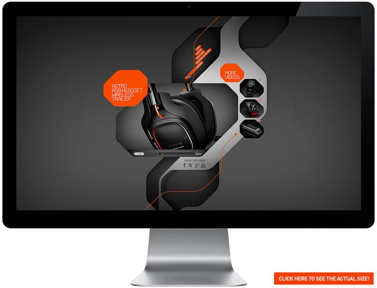 Astro A50 Wireless Headset by Daniel Cassa Ciccarelli