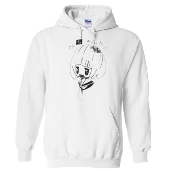 Anime Kawai Japanese Hoodie