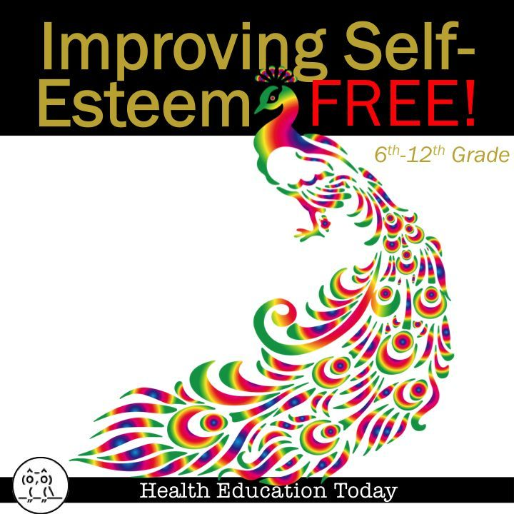 "This is one of my most-downloaded freebies | ""Self-Esteem Survey"" 