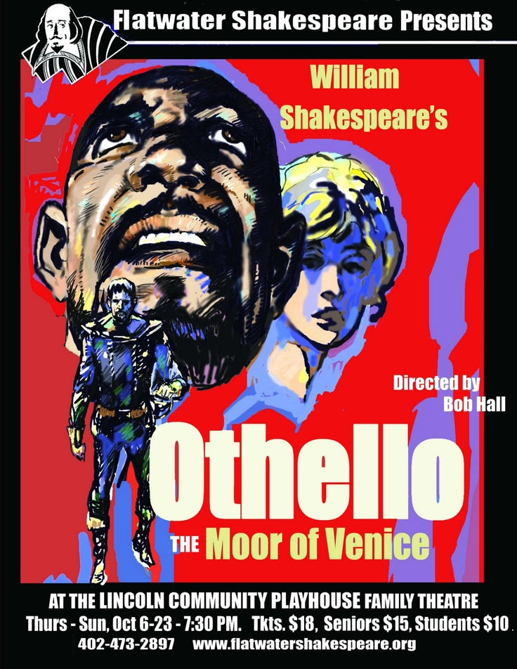 The character of othello in the play othello by william shakespeare