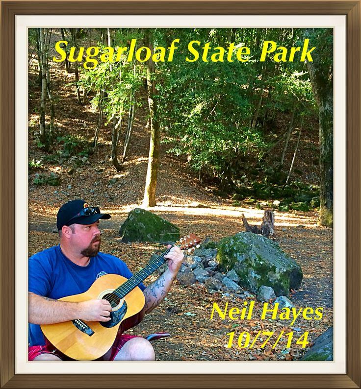 Sugarloaf State Park, CA
