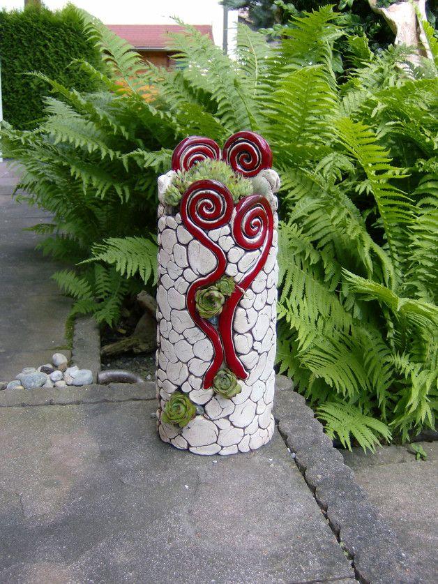 650 best Pflanzgefässe images on Pinterest Pottery ideas - pflanzgefase aus moos