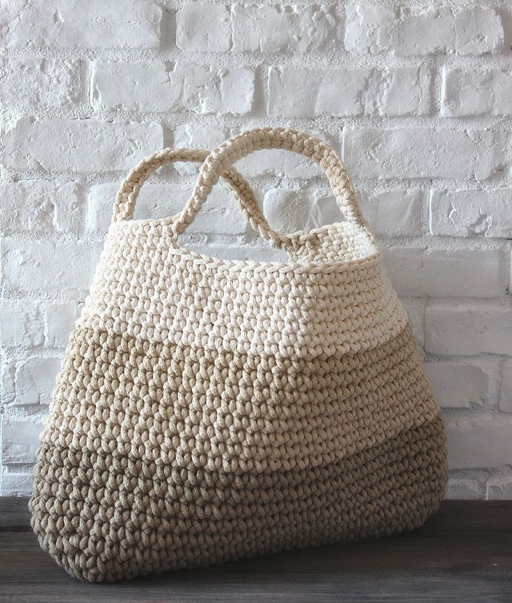 crochet basket/bag..no pattern found just a great photo and inspiration...