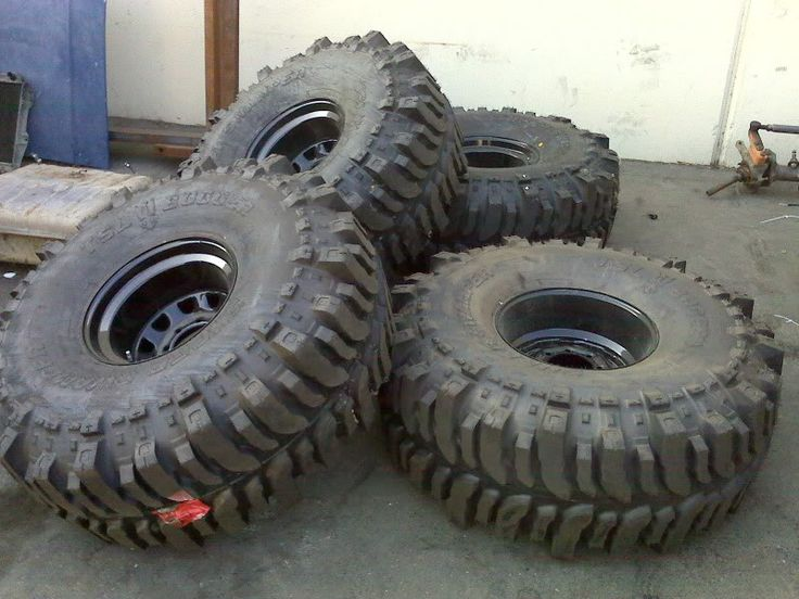 44 mud tires for sale used