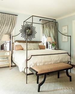 Bedroom | Bedroom Inspiration. Interior Design. Home Decor #bedroom #interiordesign #homedecor Read more: https://www.brabbu.com/en/inspiration-and-ideas/