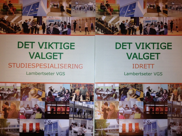 Bredeste programfagtilbud i Oslo?
