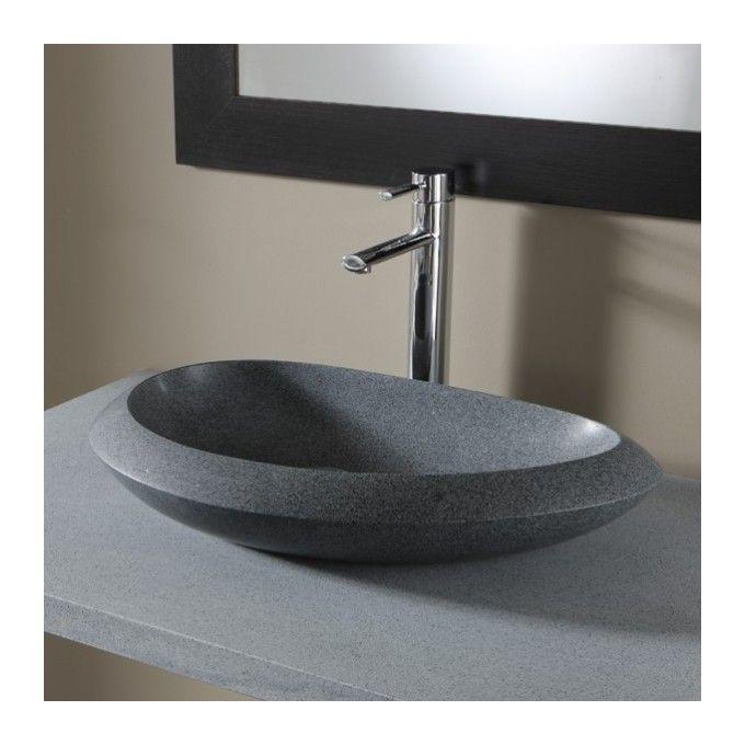 25 beste idee n over vasque en pierre op pinterest for Vasque exterieur pierre