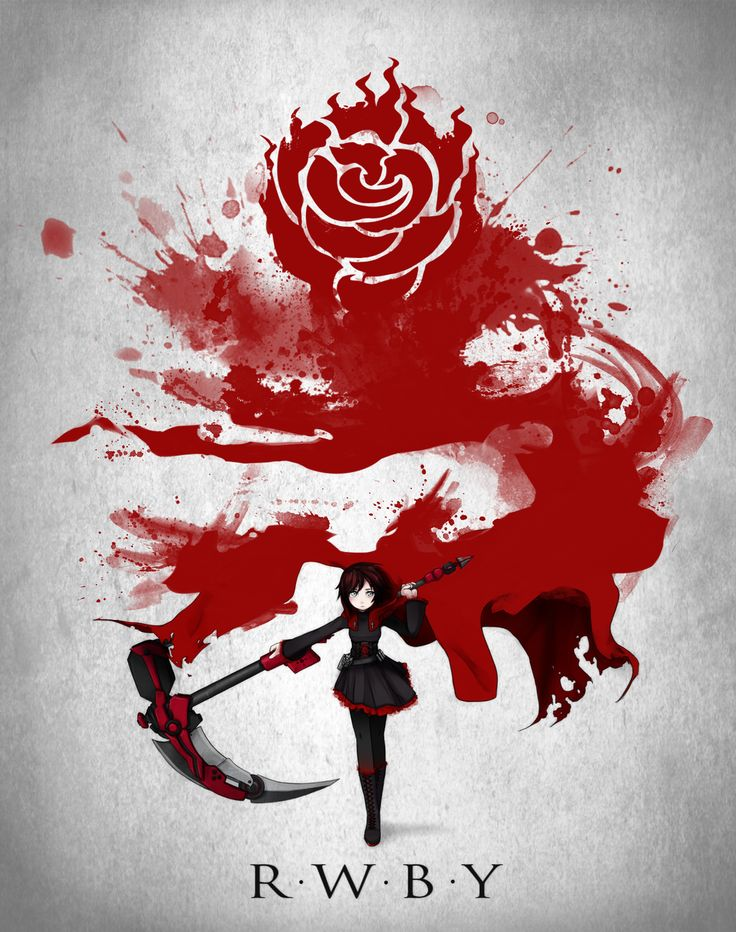 RWBY by Kizagui.deviantart.com on @deviantART __________________________________________ This is gorgeous!~
