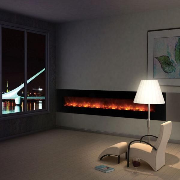 35 best Luxury Linear Fireplaces images on Pinterest | Linear ...