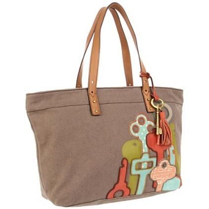 Fossil Jules Key Shopper Shoulder Bag,Embellished,One Size $128.00 Postbag, Jules Keys, Bags Embellishments On Size, Bags Embellished On Size, Fossils Jules, Shoulder Bags Embellished On, Keys Shopper