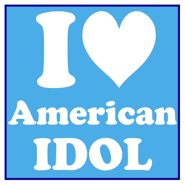 Ok, so I have recently discovered that there are not many good American Idol Pins...