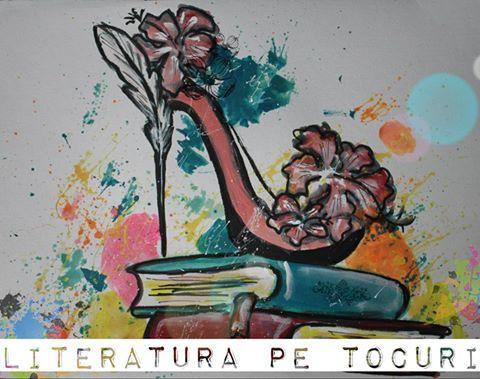 Literatura pe tocuri (mai rar) | Bookcaffe