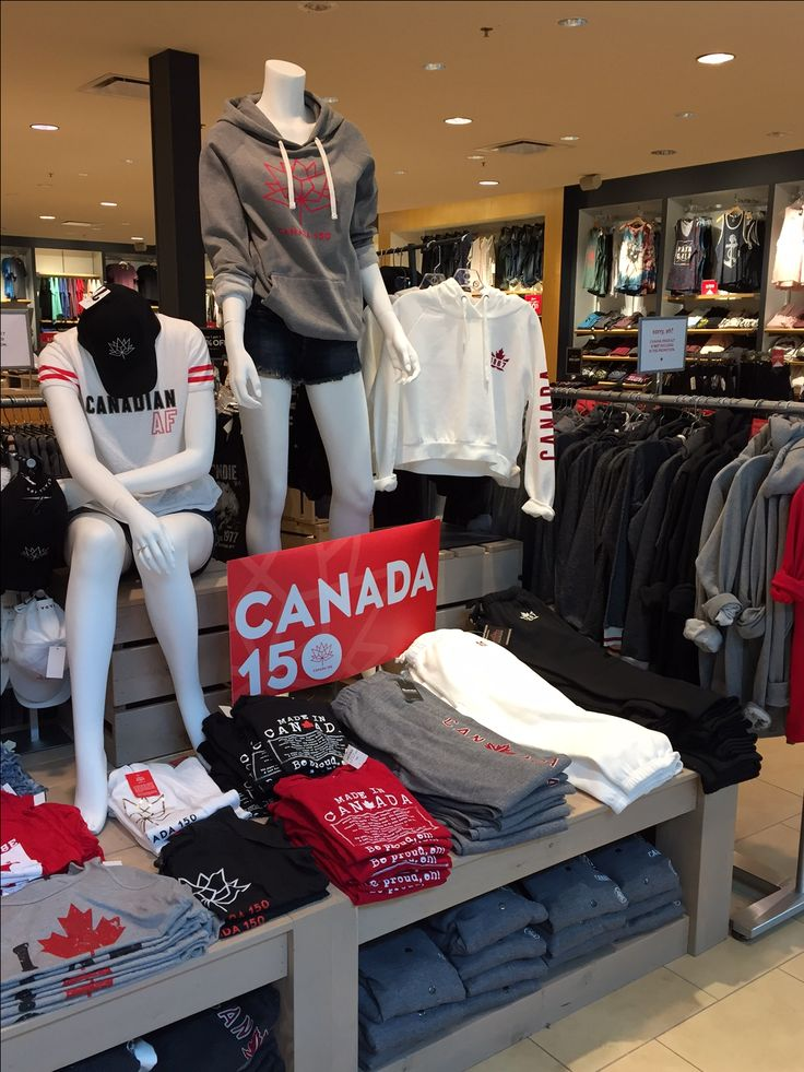 Canada 150 fashion | Bluenotes