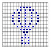 Ravelry: Hot Air Balloon Bobble Chart Pattern by Kari Philpott