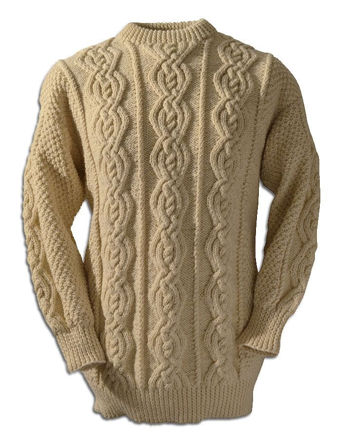 Ahern Hand Knit Irish Sweaters