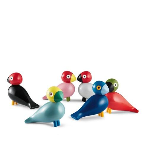Kay Bojensen songbirds