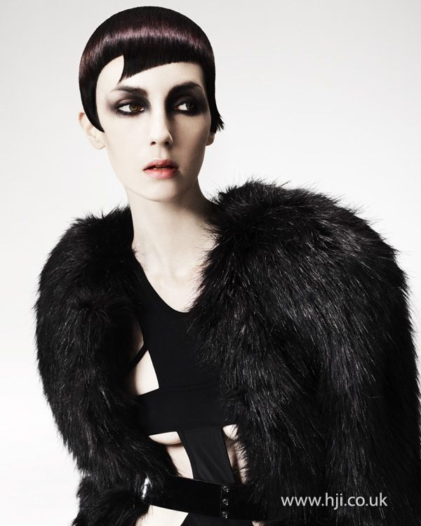Gary Taylor 2012 North Western Hairdresser of the Year BHA