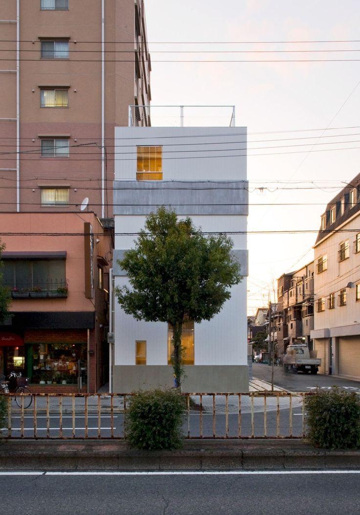 Kimura Matsumoto . K House . Osaka (2)