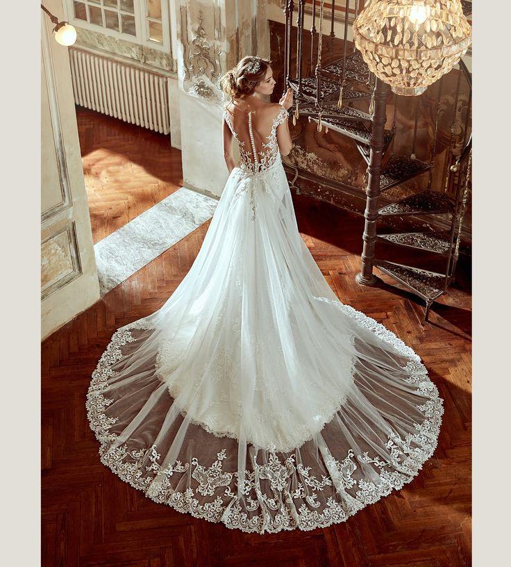 Wedding Dress Nicole NIAB17053 2017
