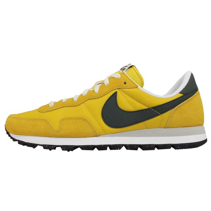 Nike Men's Air Pegasus 83, BRIGHT CITRON/CARBON GREEN-WHITE, 9.5 M US