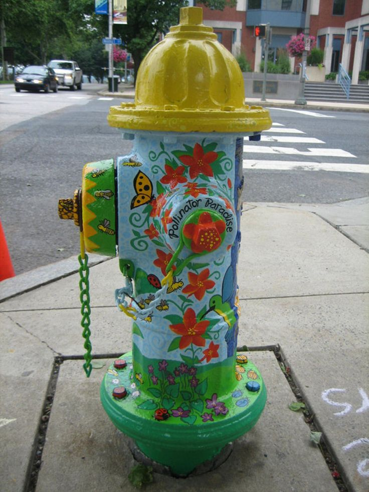 Harrisburg fire hydrant decorating contest - Photo Gallery - PennLive.com
