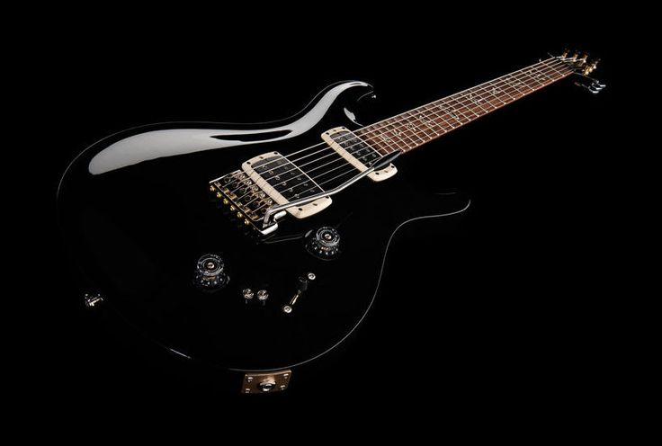 Ultima Arrivata. Paul reed Smith 408 Charcoal Burst