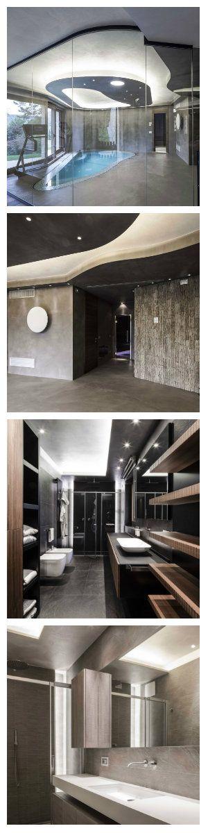 Именно так, именно с бассейна должна начинаться просторная и комфортная ванная комната. Наверняка, многие согласятся с этим утверждением, хотя, не многие могут позволить себе такую роскошь. #освещение #подсветка #светодиоды #led #светодиодные #светильники #ванная #бассейн #освещениебассейна #точечныесветильники #дизайн #интерьер #светодиодноеосвещение #светодиоднаяподсветка #светодиодныесветильники #свет #дизайнваннойкомнаты
