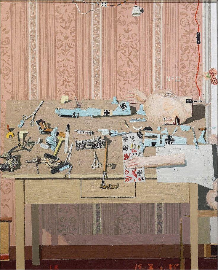 Bilderesultat for leonard rickhard trett modellflybygger
