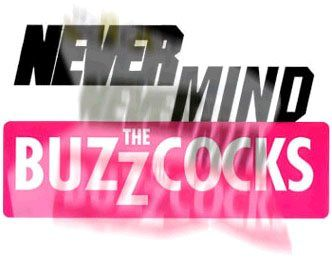 Never Mind the Buzzcocks pop quiz show. Simon Amstell my favorite host!