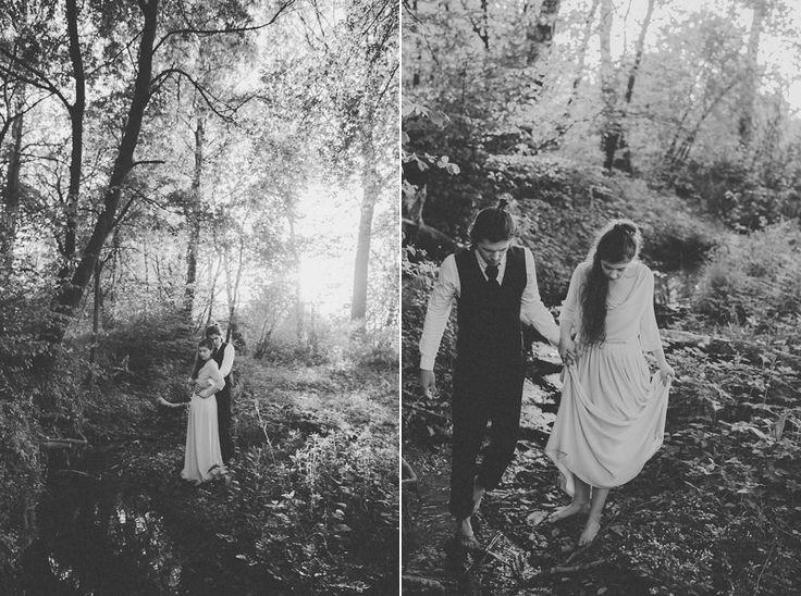 Sekretny ślub w jurcie - Michał Ramus Weddings