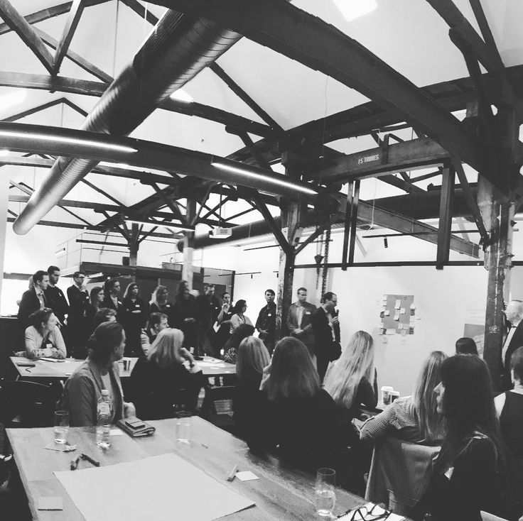 Great workshop today exploring #placemaking opportunities in Perth at the @thegoodsshedwa with @formwa #timjones