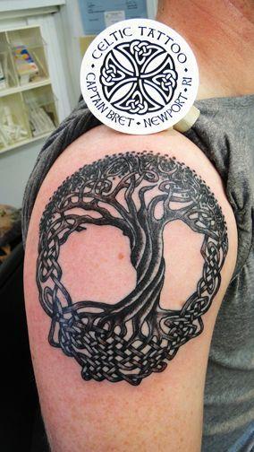 Magazine - Histoire et origine du tatouage celtique - Allotattoo