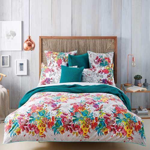 Sheridan Botanik Fiesta Cotton Bed Linen http://bedlinendirect.co.uk/sheridan-botanik-fiesta-cotton-bed-linen/