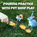 Montessori Monday - Montessori-Inspired Pet Activities