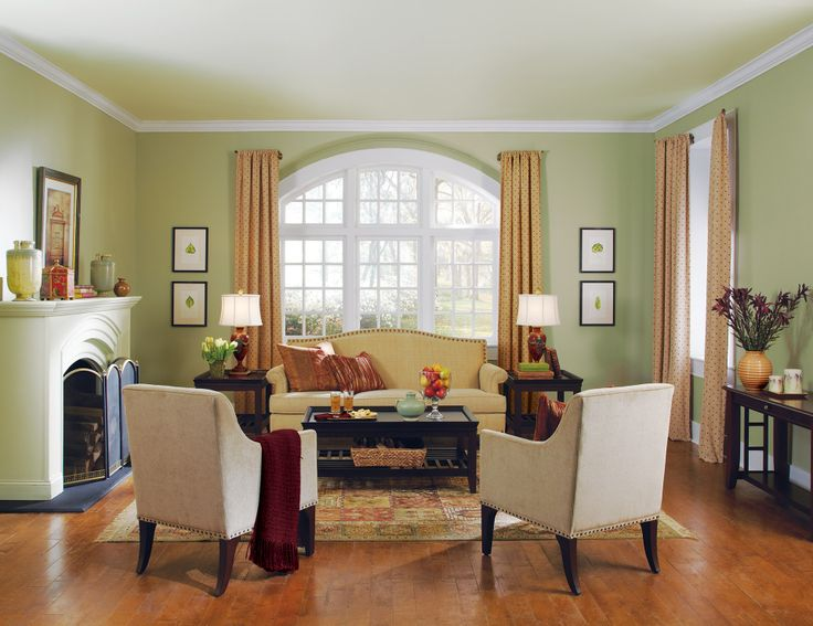 Choosing Cream Colored Clark Kensington Paint For Kitchen Cabinets