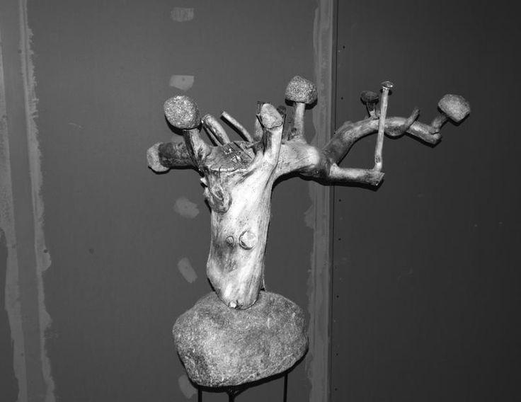 Miłosz Ppłonka rzeźba